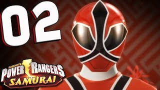 Power Rangers Samurai: Part 2 Deal With a Nighlok! Nintendo Wii (Co-op) Walkthrough