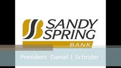 Sandy Spring Bank Free Checking