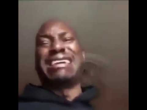 Tyrese Gibson breaks down on IG live, '' I'm at $13,000 a month what more do you want from me''