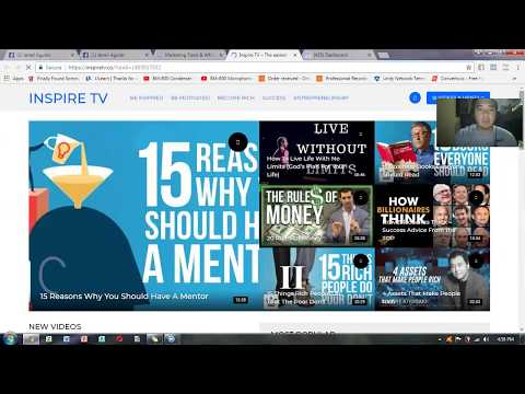 How to use Inspire Tv