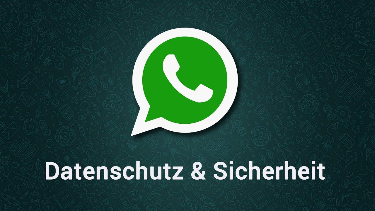 Whatsapp Sicherheit