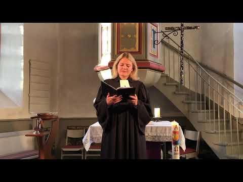 Pfrin. Johanna Ruppert - Andacht zu Palmsonntag