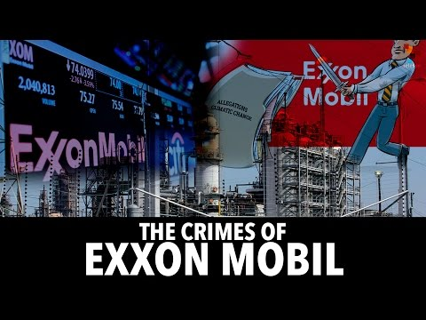 The Crimes of Exxon Mobil