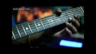 Tujhe dekha to ye jaana sanam DDLJ - Guitar Tabs / Lead cover