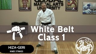 Follow along with shotokan karate 6th dan black belt, Jon Hodge, in...