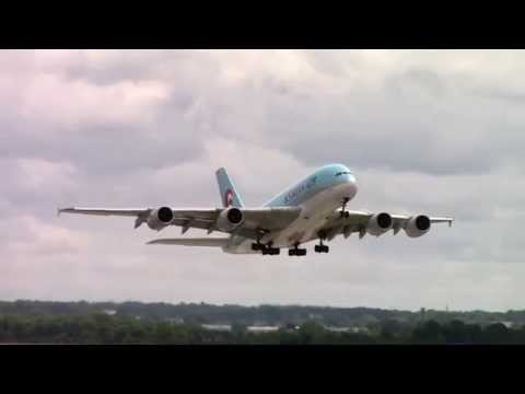 Hartsfield-Jackson Atlanta International Airport Plane Spotting Music Video