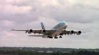 Hartsfield-Jackson Atlanta International Airport Plane Spotting Music Video