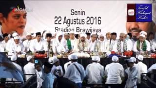Mabruk Alfa Mabruk - Habib Syech feat. Ahbaabul Musthofa Kudus - Kota Kediri Bersholawat (Terbaru)
