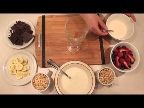 dÉjeuner-:-parfait-au-yogourt