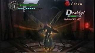 DMC4 ネロでボスをメッタ斬り! thumbnail