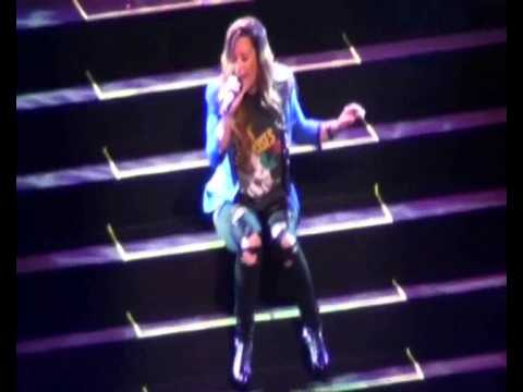 A Special Night With Demi Lovato BRAZIL