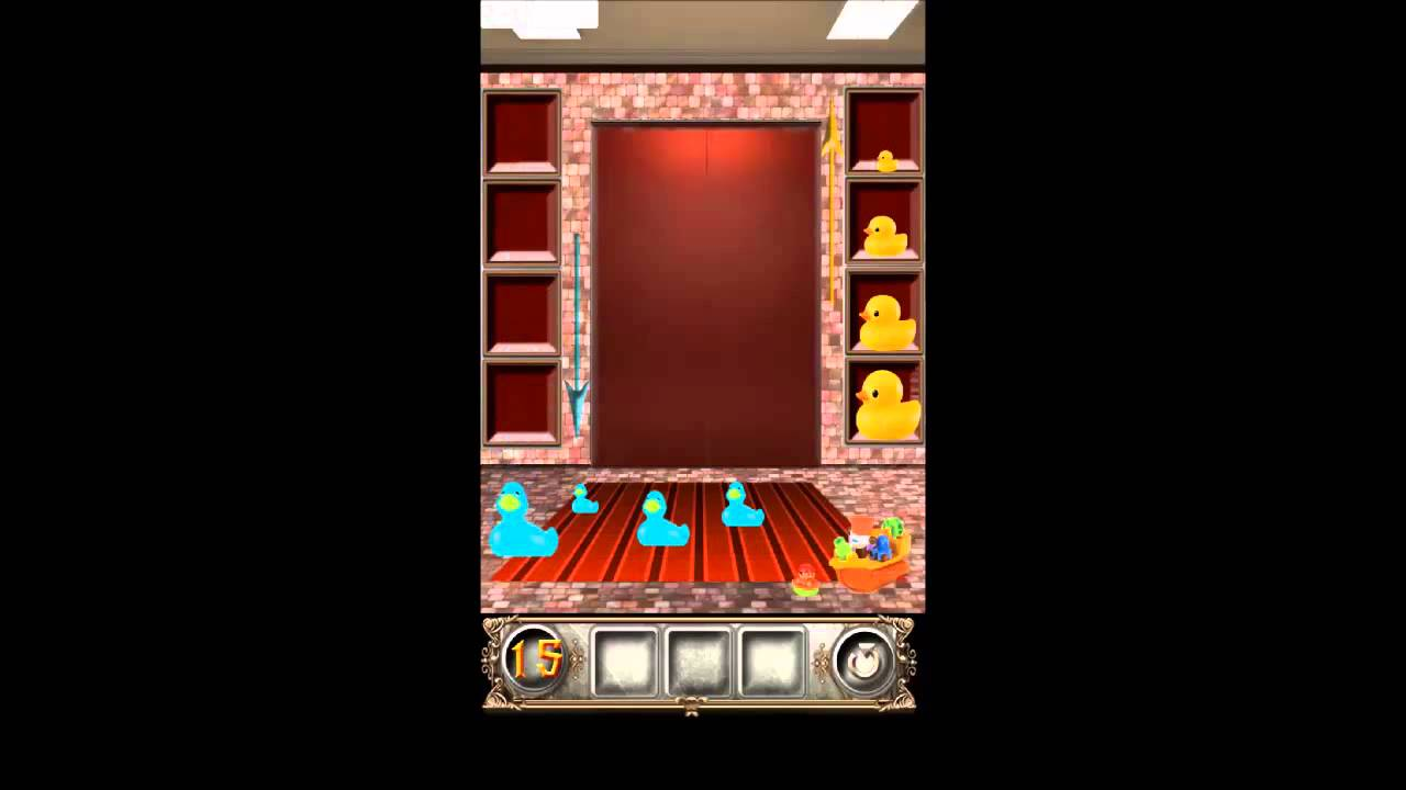 100 Doors Floors Escape Level 15 Walkthrough Youtube