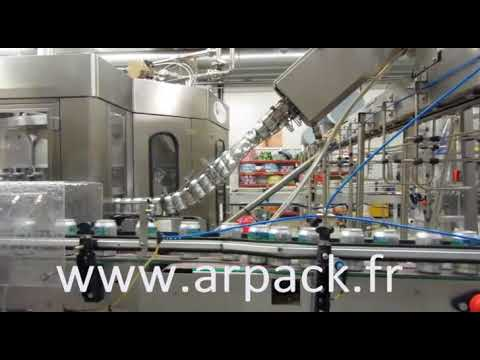 300269 beer soft drinks canning bottling line