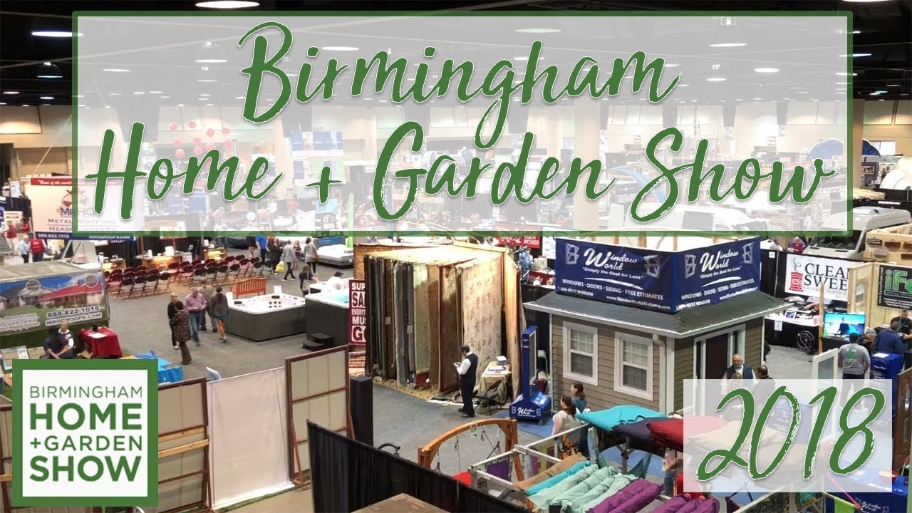 Charmant Birmingham Home And Garden Show 2018
