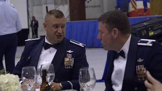 4th Fighter Wing 75th Anniversary Gala B-Roll