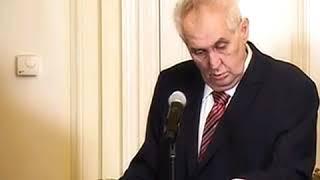 My Miloš Zeman Go On!