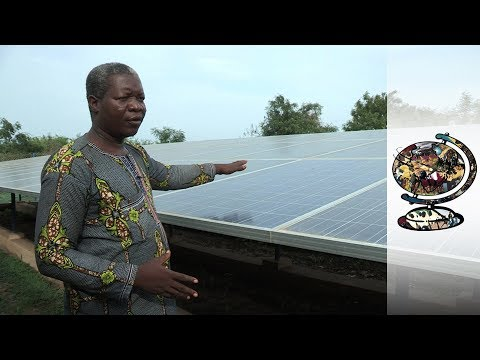 Changing Lives In Benin With Solar Panels