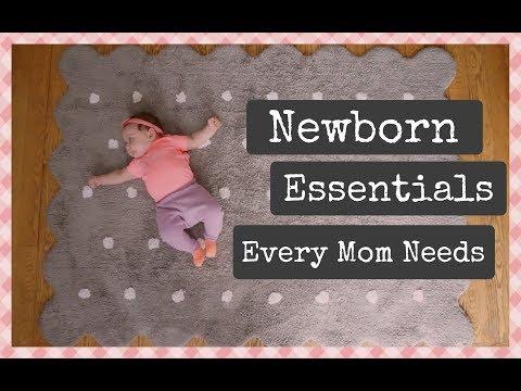 Must Have Baby Items | Unique Newborn Essentials | My Top Picks