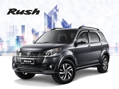 2018 Toyota Rush India Launch Features Price And Specifications