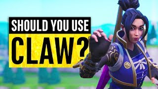 Should You Use Claw? Gamer Health (exercises for gamers)