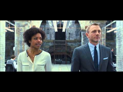 Skyfall - Bond and Moneypenny Meet Again (1080p)