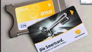 Tipps zum digitalen Feernsehempfang für Kabel Deutschland Smartcard & CI Plus Modul