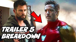 Avengers Endgame New TV Spot and Footage of Thanos Breakdown in Hindi