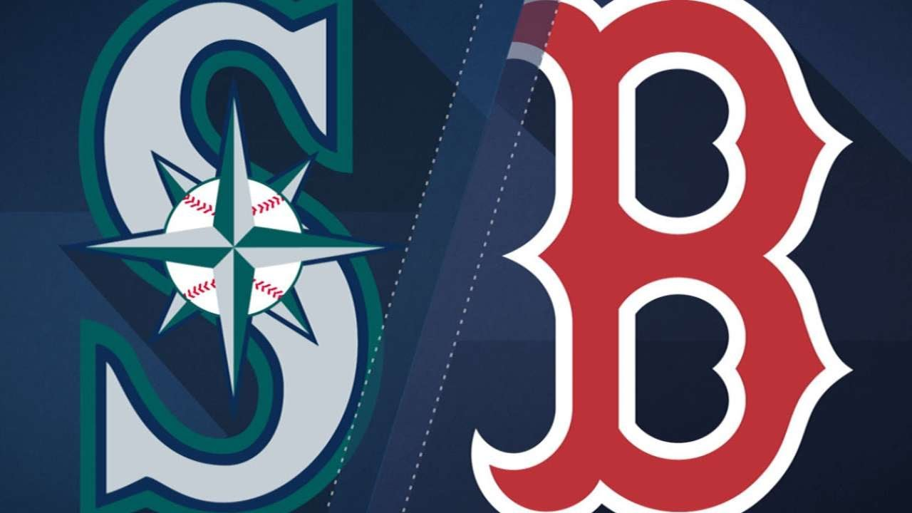 Martinez leads Sox in wild hitting affair: 6/22/18