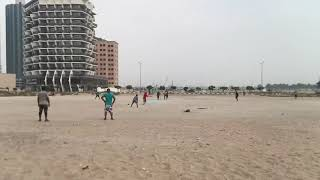 Playing cricket in silicon oasis dxb