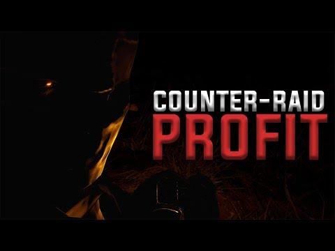 Rust - CRAZY PROFIT COUNTER-RAID (Rust Raiding & PvP Highlights)