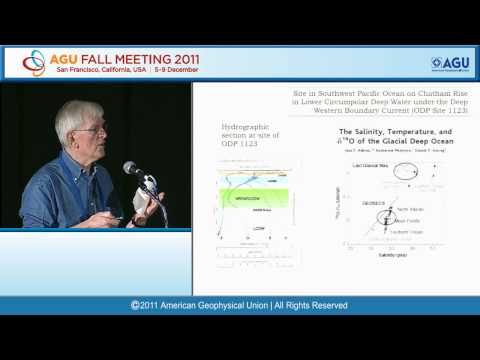 PP12A Emiliani Lecture: What a Single Celled Organism Can Tell Us About Climate History