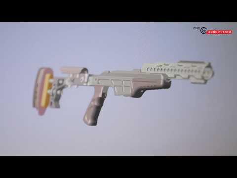 Презентационный ролик компании TM CNC Guns Custom. Российская компания, занимающаяся тюнингом оружия