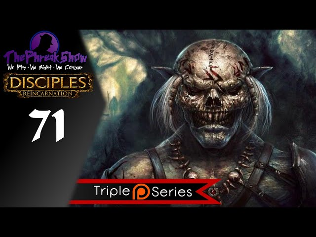 Let's Play Disciples 3 Reincarnation - Part - 71 - Did You Smiss Me?!