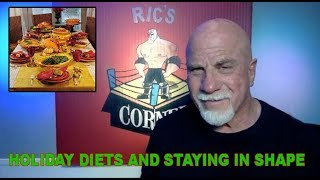 Holiday Dieting and How To Stay in Shape