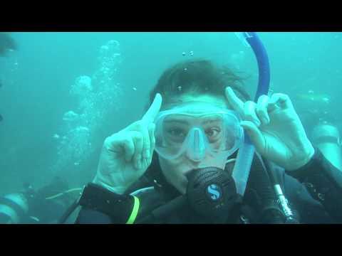 Bat Islands Costa Rica with Rich Coast Diving 30-05-2011