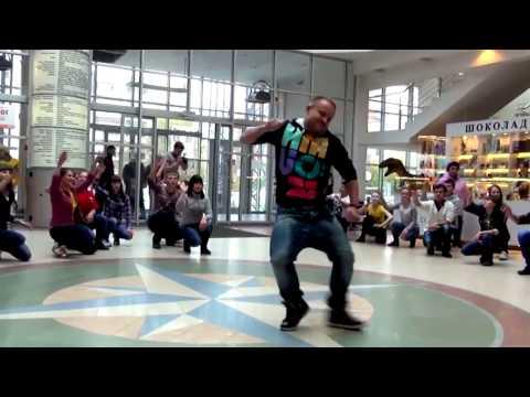 Видео: Танцуй Тюмень Тюмень - Лучший танцевальный флешмоб ФМ2013