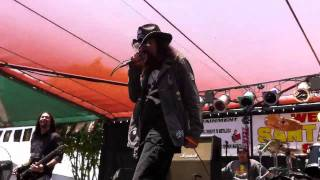 House Of Zombie - Creature Of The Wheel & Electric Head Pt.2 Live! SFSSM May 21, 2011