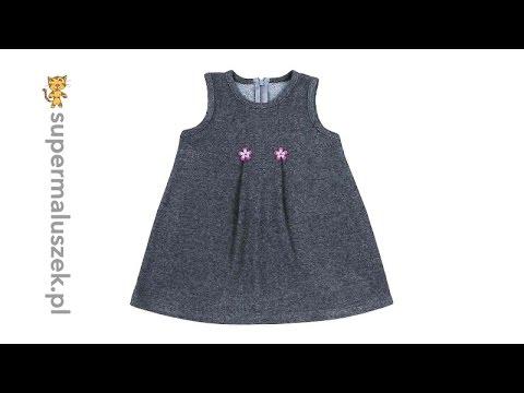 6ca5fb5c Sukienka dla dziewczynki na każdą okazję | Nicol - prezentacja -  www.supermaluszek.pl