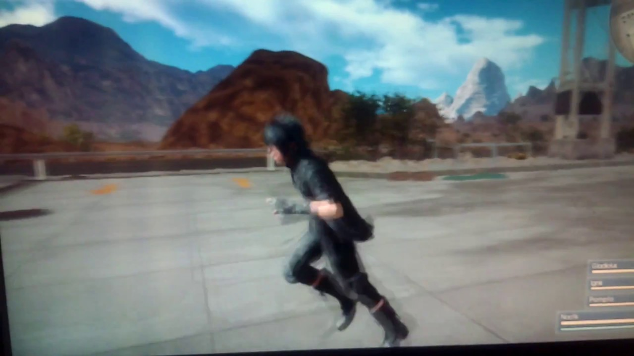 Final Fantasy XV Windows Edition Shadows Flickering Problem (+ Possible Fix  in the comments)