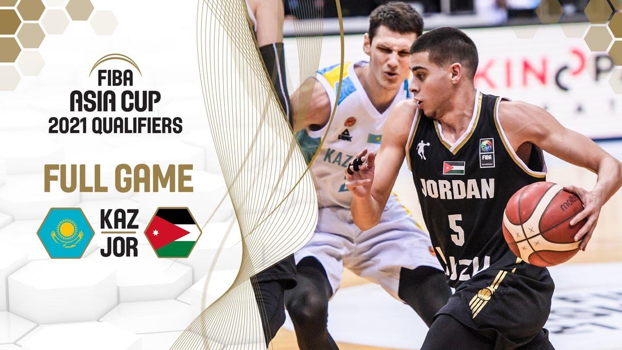 Kazakhstan v Jordan - Full Game