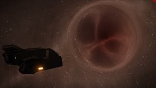 Elite Dangerous #15 - Центр Млечного Пути, сверхмассивная черная дыра