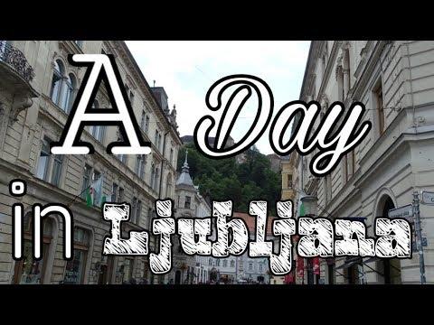 A day In Ljubljana | VLOG 02