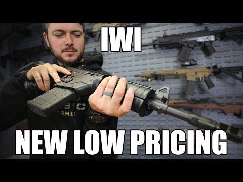 Don't Miss The New Pricing On IWI Galils \u0026 Tavors!