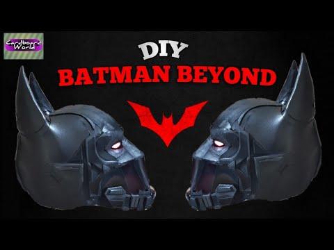 Batman Cowl DIY