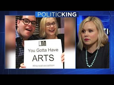 Alison Pill on how pregnancy led her to political action  Larry King Now  Ora.TV