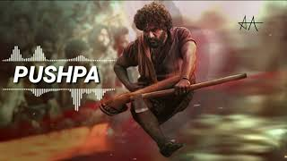 Pushpa Movie(Allu Arjun)Release Date Motion Poster Bgm/Pushpa Bgm Ringtone