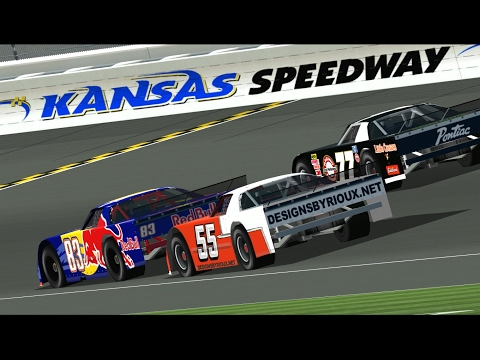 Outlaws @ Kansas Speedway Night | NR2003 LIVE STREAM EP108