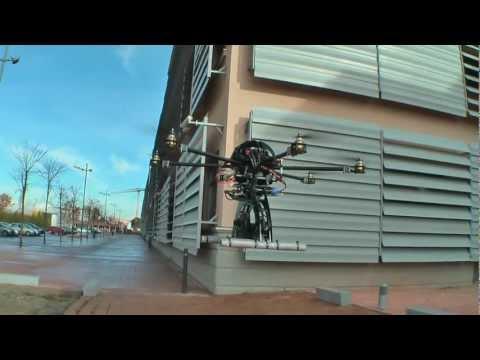 Vídeo aéreo-terrestre-360 grados del segundo encuentro de #Lleida #Drone realizado por Maspain #quadcopter