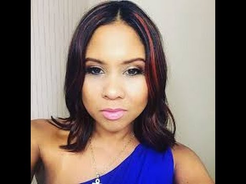 MIXED PEOPLE ARE NOT BLACK. Angela Yee shut up about dark skin women