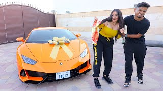 DUBAI'S RICHEST KID 19TH BIRTHDAY CAR SURPRISE !!!
